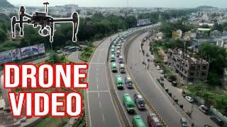Drone Video: New 108 Ambulance Andhra Pradesh | CM YS Jagan | Top Telugu TV