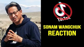 Sonam Wangchuk REACTION On TikTok BANNED By Indian Government