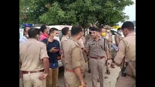 Kanpur: 8 UP policemen killed after being fired upon by criminals during raid, CM Yogi seeks report