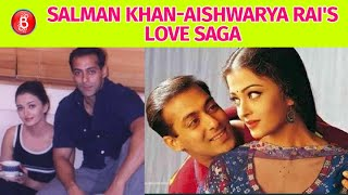 Salman Khan-Aishwarya Rai's LOVE SAGA - Here's All You Want To Know Of The Former Lovebirds
