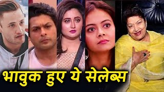 Asim, Sidharth, Rashmi, Devoleena REACTS To Saroj Khan's News; Here's What They Said