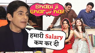 Money Has Been Slashed By 20-30%, Reveals Aasif Sheikh On Pay Cuts in 'Bhabhiji Ghar Par Hain'