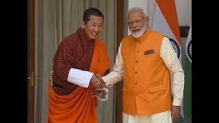 Bhutan backs India in its border stand-off with China