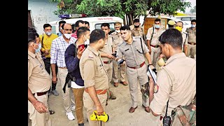Shootout in Kanpur: SHO suspended over allegations of role in cops' killing