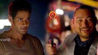 Villain Warns Mahesh Babu And Secretly Escapes | Mahesh Babu Latest Movie Scenes