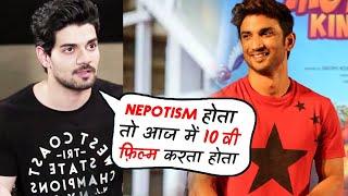 Sooraj Pancholi On Star Kids Nepotism Debate After Sushant Singh Rajput