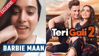 Teri Gali Part 2 | Singer Barbie Maan Reaction On Teri Gali 2 With Asim Riaz | Exclusive Interview