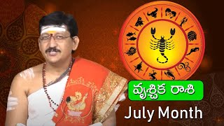 Vruschika Rashi July 2020 | July Month Rasi Phalalu | Astrology | Top Telugu TV