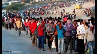 जिले में लौटे मजदूरों को रोजगार देने कवायद शुरू cglivenews