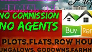 KRA DAADI JAMIN  - AR -  PROPERTIES ☆ Sell •Buy •Rent ☆ Flats~Plots~Bungalows~Row Houses~Shop $Real
