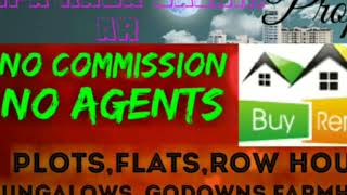 4.  PROPERTIES ☆ Sell •Buy •Rent ☆ Flats~Plots~Bungalows~Row Houses~Shop $Real estate ☆