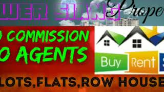 8.   PROPERTIES ☆ Sell •Buy •Rent ☆ Flats~Plots~Bungalows~Row Houses~Shop $Real estate ☆
