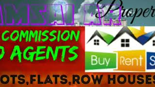 10.     PROPERTIES ☆ Sell •Buy •Rent ☆ Flats~Plots~Bungalows~Row Houses~Shop $Real estate ☆