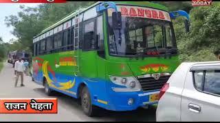 7 july 15 सुजानपुर टिहरा में लाॅकडाउन के उपरांत की गई गाडियों की पासिंग