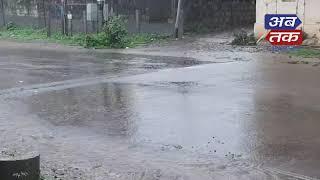 ધોરાજીમાં વહેલી સવારેથી ધોધમાર વરસાદ શરૂ | ABTAK MEDIA