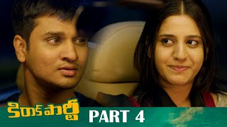 Kirrak Party Full Movie Part 4 - Latest Telugu Movies - Nikhil, Samyuktha Hegde, Simran Pareenja