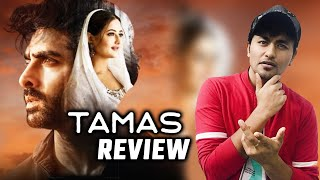 TAMAS Short Film Review | Adhvik Mahajan | Rashami Desai