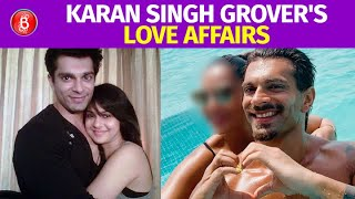 Jennifer Winget To Bipasha Basu - Karan Singh Grover's Numerous Love Affairs