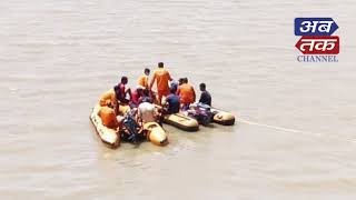 રાજકોટ : પડધરીમાં આવેલ ખીજડીયા ગામે પાણીના પ્રવાહ ડૂબેલા યુવાનોને શોધવાની કામગીરી શરૂ | ABTAK MEDIA