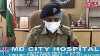 कानपुर दरिंदा गैंगस्टर विकास दुबे की तलाश में  सीमा को एलर्ट