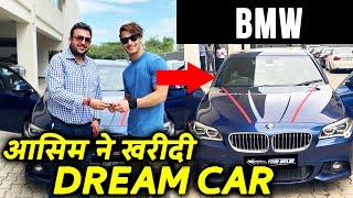 Asim Riaz BUYS His Dream Car BMW 5 Series | Congratulations Asim