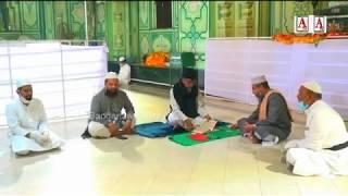 616 th URS Hazrath Khaja Banda Nawaz Sandal Mali by Haz Khusru Hussaini Saheb Sajjada Nasheen