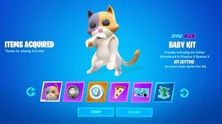 Boss Kit New Free Rewards at Catty Corner