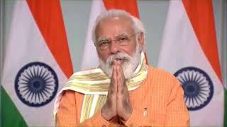 PM Modi's interaction with representatives from Varanasi based NGOs