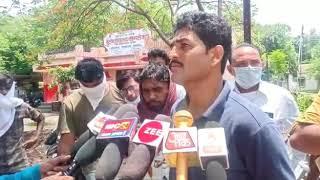 मुस्लिम समाज के सदर मंसूर पठान मामले में भतीजे का खुलासा | Sadar of Muslim community  Bhikangaon