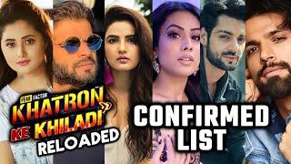 Khatron Ke Khiladi Reloaded CONFIRMED List | Rashmi Desai, Karan Patel, Nia Sharma, Karan Wahi