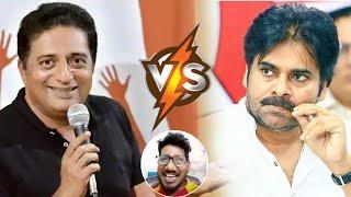 All Rounder Ravi Imitates Pawan Kalyan & Praksh Raj Voice | Telugu Mimicry  | Top Telugu TV
