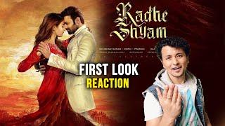 Radhe Shyam First Look Reaction By Rahul Bhoj | Prabhas, Pooja Hegde MOST Awaited Film | Prabhas 20