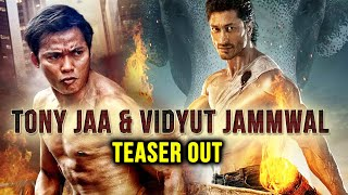 Vidyut Jammwal & Tony Jaa Teaser | LIVE Conversation On Martial Art | Kalaripayattu Vs Martial Art