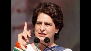Culprit killed, what about those who gave patronage: Priyanka Gandhi