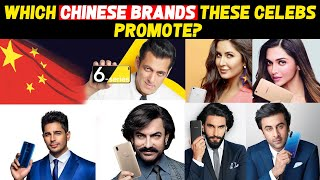 Bollywood Stars Who ENDORSE Chinese Brands | Will They STOP Promoting Like Kartik Aaryan?
