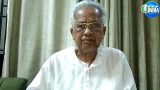 Shri Tarun Gogoi participates in the #SpeakUpForStudents campaign