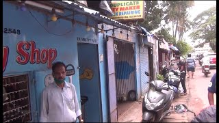Shop-owners on Mapusa-Canca road asked to shift in building near bus stand. How will they survive?