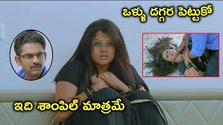 ఒళ్ళు దగ్గర పెట్టుకో ఇది శాంపిల్ మాత్రమే | Latest Telugu Movie Scenes | Bhavani HD Movies