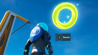 Fortnite Floating Rings at Pleasant Park Challenge Reward