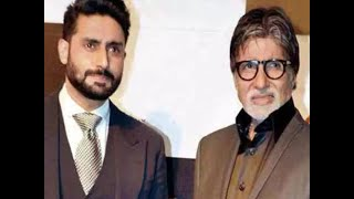Superstar Amitabh Bachchan,son Abhishek test positive for Covid-19