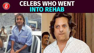 Sanjay Dutt To Fardeen Khan - Celebs Who Reportedly Went Into Rehab To Get Their Life Back On Track