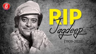 Legendary Comedian Jagdeep Passes Away At 81 | Soorma Bhopali Dies | Rest In Peace