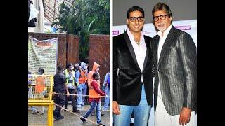 COVID-19: Amitabh Bachchan's bungalows Jalsa, Janak sanitised by BMC