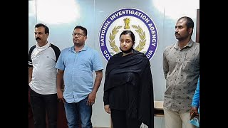 Kerala gold smuggling case: Swapna Suresh, Sandeep Nair to be produced before NIA court