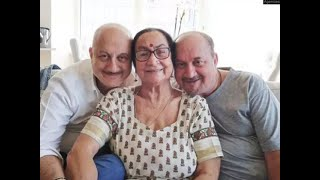 Actor Anupam Kher's family members test positive for Covid-19