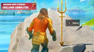 Fortnite Week 5 Free Rewards (Fortnite Battle Royale)