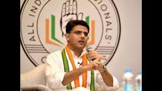 Rajasthan: Sachin Pilot claims 30 MLAs backing him, says Ashok Gehlot govt is in minority