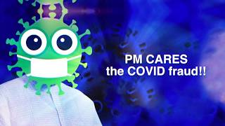 PM Cares the Covid Fraud!