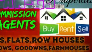 99.   PROPERTIES  ☆ Sell •Buy •Rent ☆ Flats~Plots~Bungalows~Row Houses~Shop $Real estate ☆