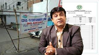 Old City Containment Zones | Kafan Shop Owner Ne Kya Kaha Dheko | @Sach News